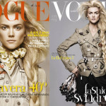 Kasia Struss Covers Vogue Korea, Vogue Portgual, Vogue Hellas. Pic from American Vogue