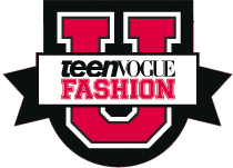 Teen Vogue Fashion University logo