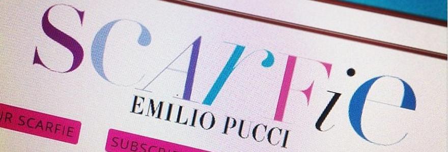 Emilio Pucci Scarfie