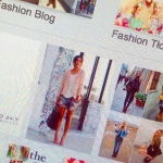 Fashion Bloggers google result