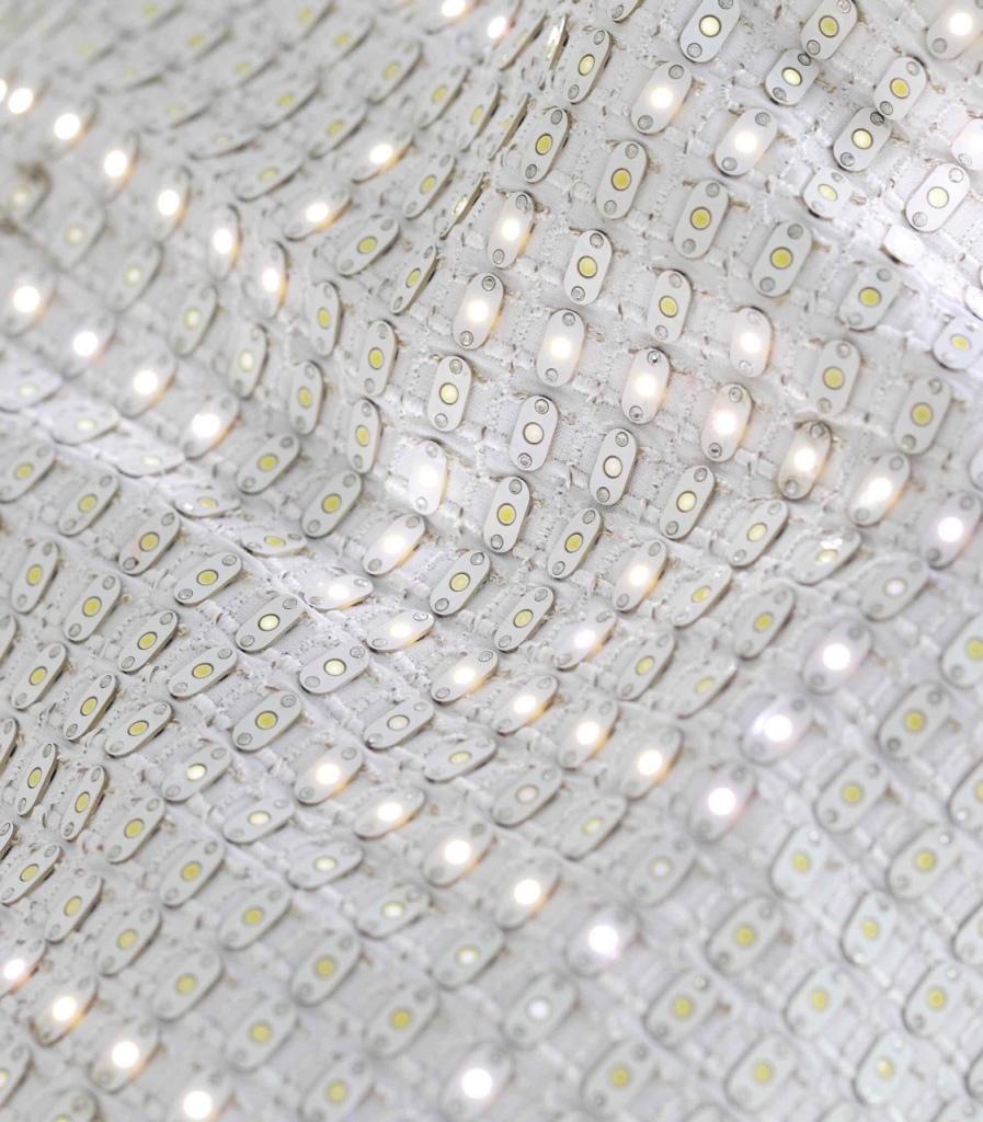 Forster Rohner - illuminated textile
