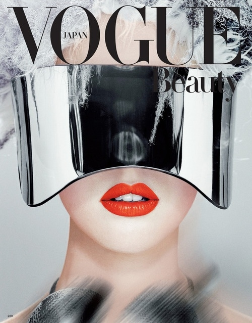 vogue japan mcqueen futuristic sunglasses
