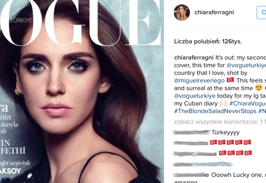 Dear Vogue, let me tell you why bloggers are a superpower to be reckoned with.