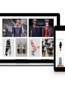 Style.com - fashion ecommerce