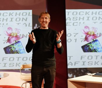 Matt Drinkwater - head of fashion innovation agency
