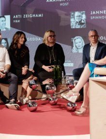Fashion Tech Talks - photo from the conference