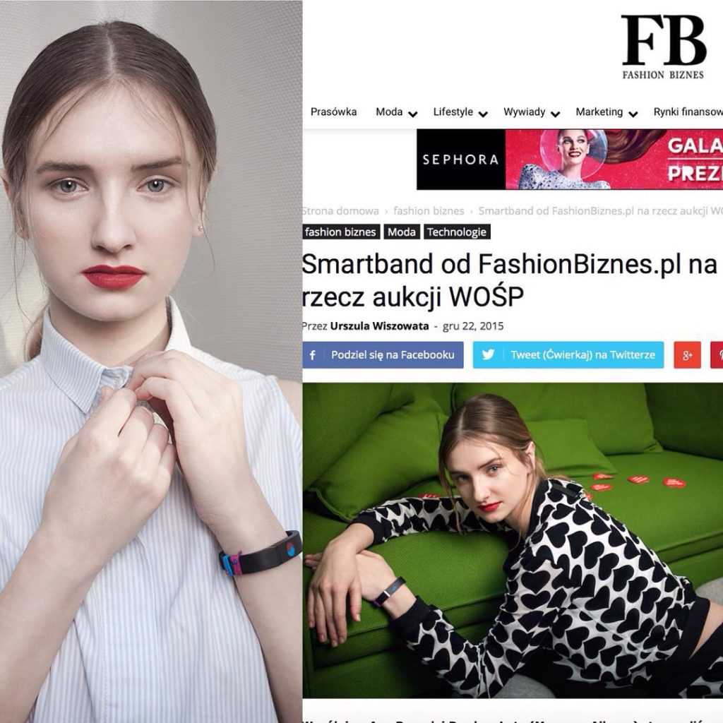 FashionBiznes - wearables for Good