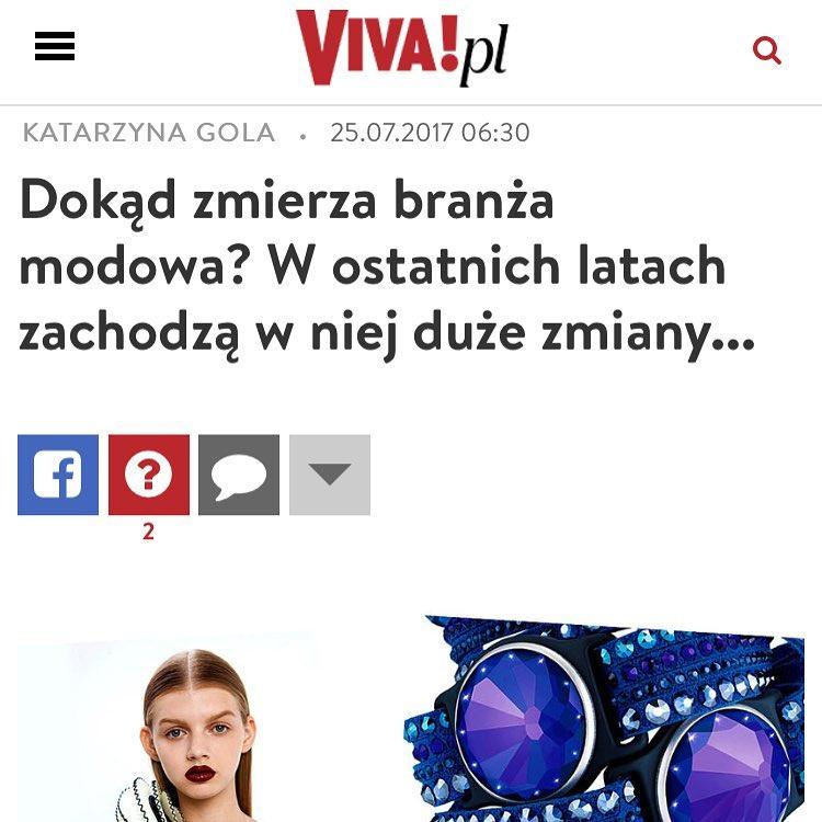 Viva.pl GeekGoesChic FashionTech Article 2017