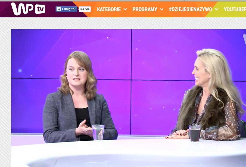 Wirtualna Polska TV GeekGoesChic - 2016