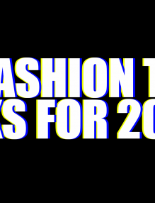 playlist of 20 talks abuot the future of fashion which can inspire for 2020
